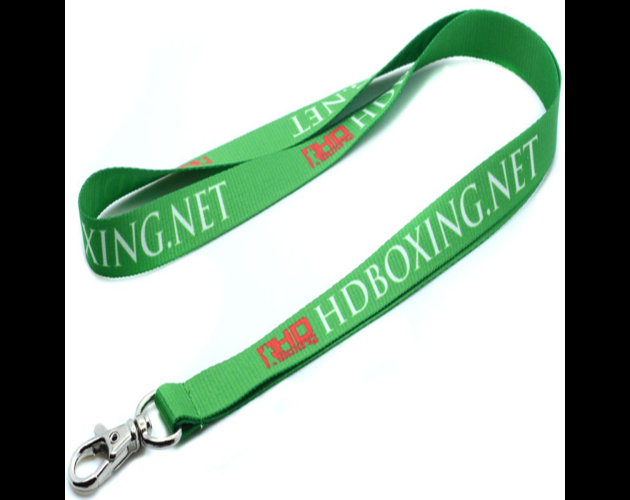"1/2"" Polyester Sublimated Lanyard"