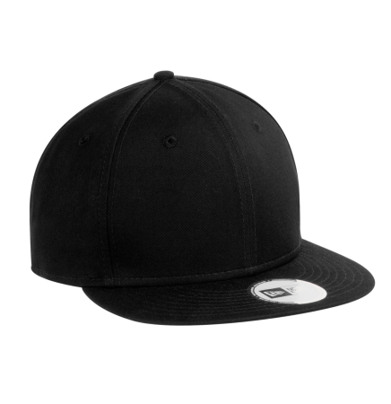 New Era Flat Bill Adjustable Cap