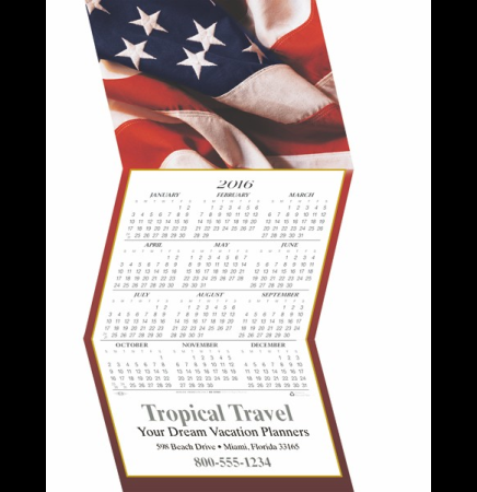 Full Color Wall Calendars