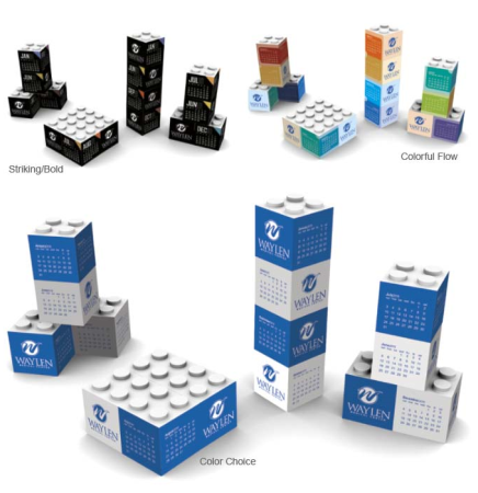Touchpoint Building Blocks Calendar