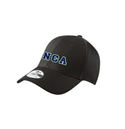 New Era Stretch Mesh Cap