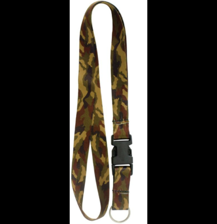 "Lanyards - Woven Polyester- 3/8""X36"""