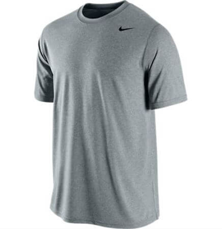Nike Legend DriFit Poly Training Tee Shirt - Short Sleeve