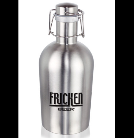 67 Oz. Munich Stainless Steel Beer Growler