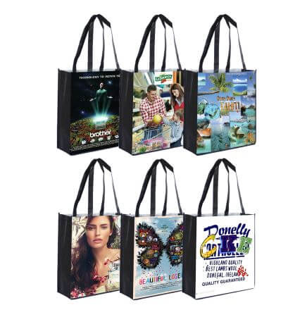 Speedster PET Sublimated Tote Bag