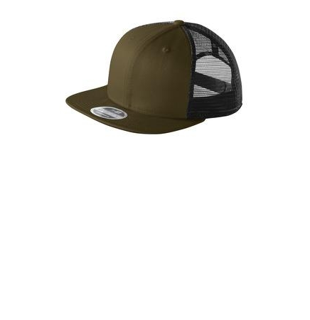 New Era® Snapback Trucker Cap