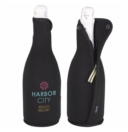 Champagne Koozie® Bottle Kooler
