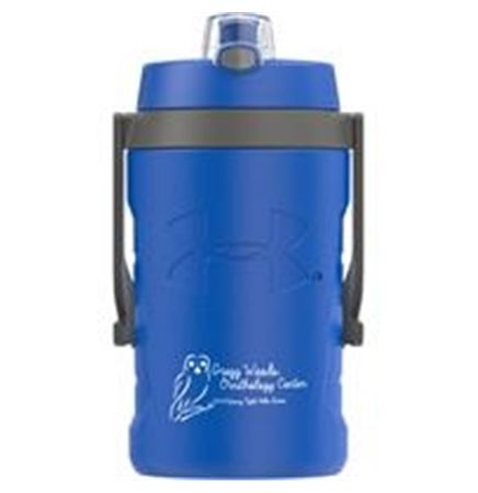 64 Oz. Under Armour® Sideline Water Bottle (Blue)