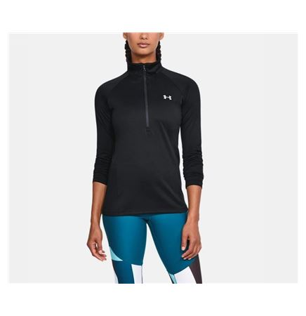 Under Armour® UA Women's Tech™ ½ Zip Long Sleeve Shirt