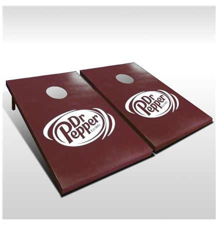 Tailgate Cornhole Set w/ 4 Color Process Logo