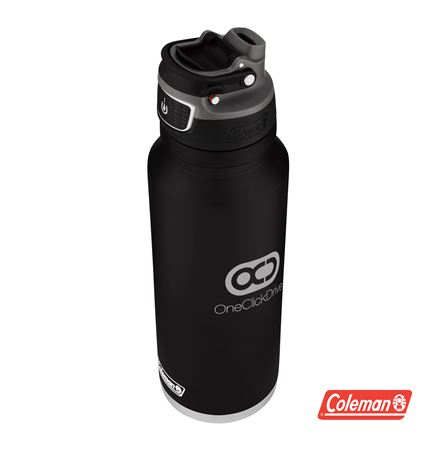 Coleman® Freeflow - 40oz Black