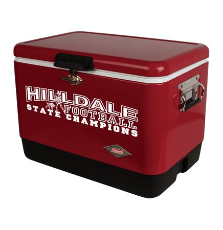 Coleman 54 Quart Steel Belted Cooler (Painted Colors)