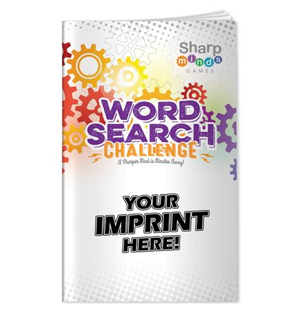 Sharp Minds™ Games - Word Search Challenge