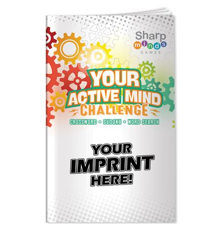 Sharp Minds™ Games - Your Active Mind Challenge