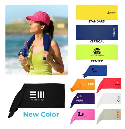 Very Kool Cooling Towel (Direct Import-10 Weeks Ocean)