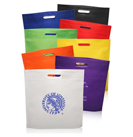 "Exhibition Tote Bags (15""x16"")"