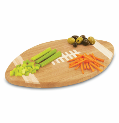 Touchdown Football Cutting & Cheese Board/Serving Tray